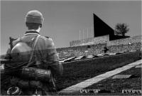 """Gabriele Bandinelli """"Cimitero militare germanico Passo della Futa 4"""" - Sez. RRSP 1° Premio"""
