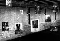 """Gabriele Bandinelli """"Cimitero militare germanico Passo della Futa 7"""" - Sez. RRSP 1° Premio"""