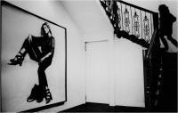 """Virginia Righeschi """"Walking upstairs"""" - Sez. Stampe BN 3° Premio"""