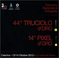 44° Truciolo d'Oro 2012 copertina