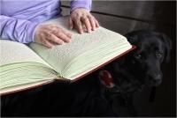 """Giulio Montini """"Lettura Braille"""" - Sez. Digitale Tema Libero 1° Premio"""