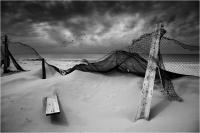 """Pietro Bugli """"Silenzio sulla spiaggia 4"""" - Sez. Digitale Tema Libero 2° Premio"""