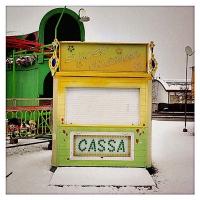 """Diego Speri """"Neve al Luna Park 1"""" - Sez. RRSP 1° Premio"""