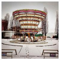 """Diego Speri """"Neve al Luna Park 5"""" - Sez. RRSP 1° Premio"""