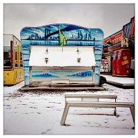 """Diego Speri """"Neve al Luna Park 7"""" - Sez. RRSP 1° Premio"""