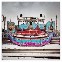 """Diego Speri """"Neve al Luna Park 2"""" - Sez. RRSP 1° Premio"""