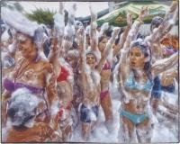 """Virgilio Bardossi """"Schiuma party 6"""" - Sez. RRSP Premio Ex-aequo"""