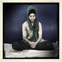 """Giovanni Brighente """"Comunità Sikh 8"""" - Truciolo d'Oro"""