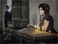 "Sabina Broetto ""In chiesa"" - Sez. IP Colore Premio ex-aequo"