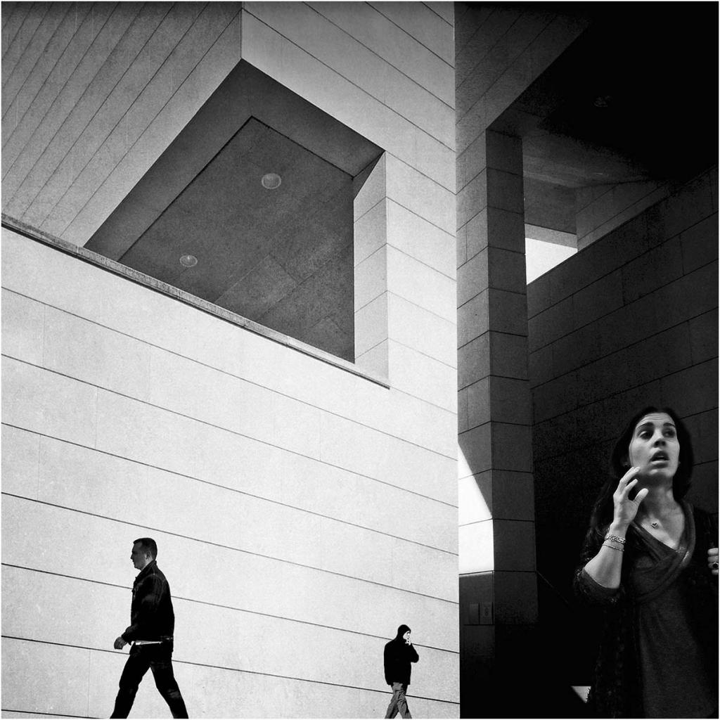 """Enrico Patacca """"Mobile city 5"""" - Truciolo d'Oro"""