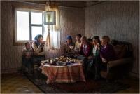 "Sandra Zagolin ""Kazakh party"" - Sez. Stampe Colore Premio ex-aequo"