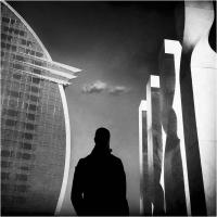 """Enrico Patacca """"Mobile city 1"""" - Truciolo d'Oro"""