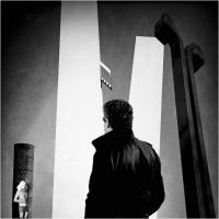 """Enrico Patacca """"Mobile city 3"""" - Truciolo d'Oro"""