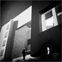 """Enrico Patacca """"Mobile city 4"""" - Truciolo d'Oro"""