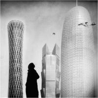 "Enrico Patacca ""Mobile Doha 2"" - Truciolo d'Oro"