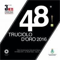 48° Truciolo d'Oro 2016 copertina