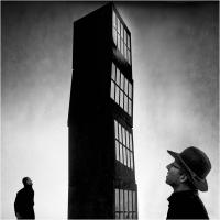 """Enrico Patacca """"Mobile city 2"""" - Truciolo d'Oro"""
