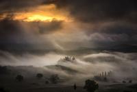 Ghizzi Panizza Alberto - Onde di nebbia e di luce