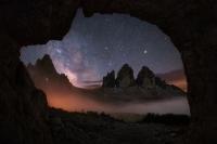 Michele Cimici - Three peaks