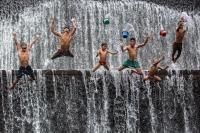 Montini Giulio - Giochi d'acqua 2