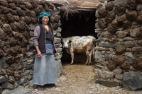Salice Francesca - Tibetan farm house