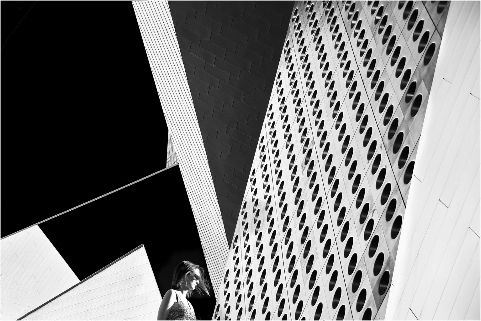 """Enrico Patacca \""""Smart city 6\"""" - Truciolo d\'Oro"""