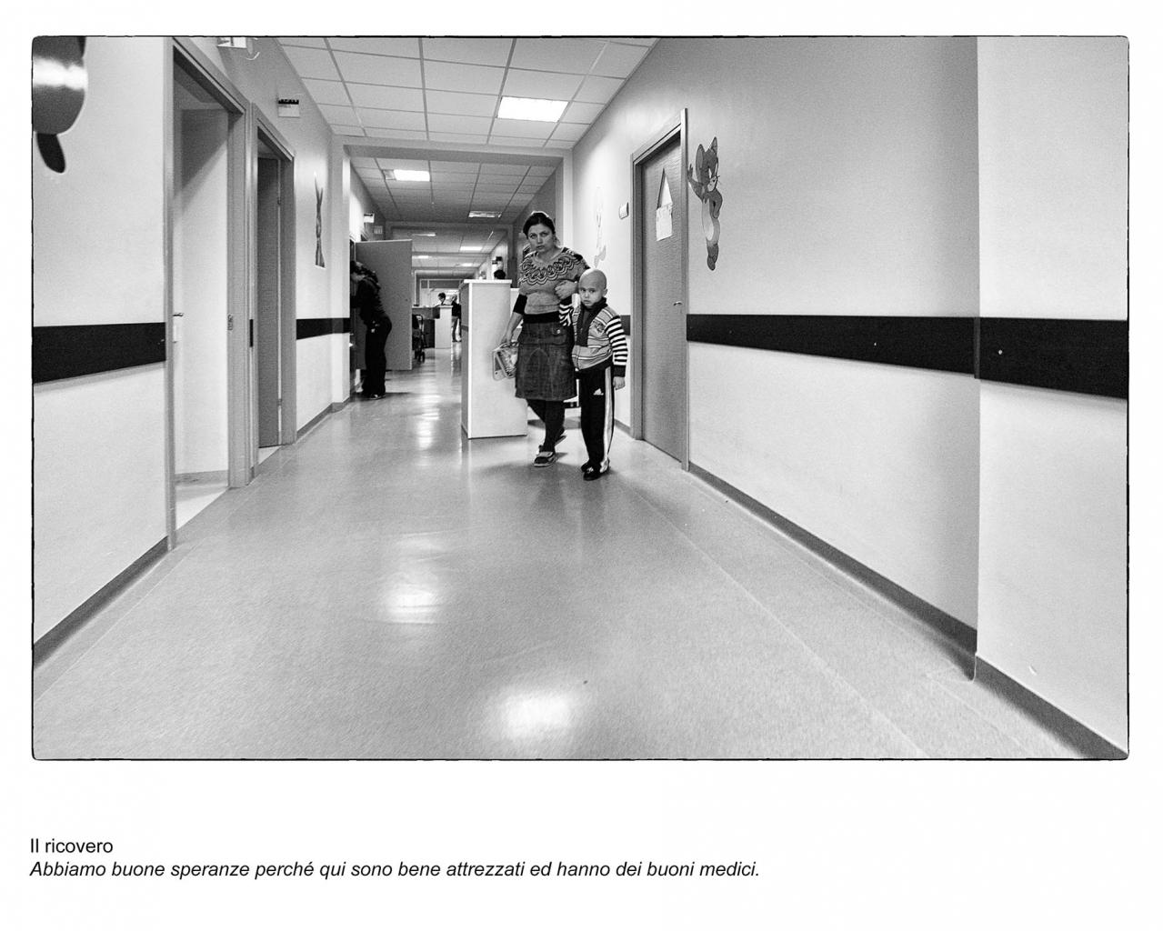 """Monchi Silvano """"Iashvili Hospital 2"""" - Sez. RRSP Premio ex-aequo"""