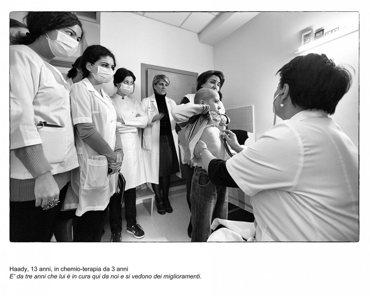 """Monchi Silvano """"Iashvili Hospital 4"""" - Sez. RRSP Premio ex-aequo"""