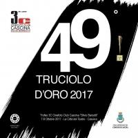 49° Truciolo d'Oro 2017 copertina