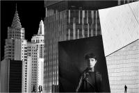 """Enrico Patacca """"Smart city 4"""" - Truciolo d'Oro"""