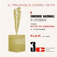 5° Truciolo d'Oro 1973 copertina