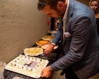 71 - Il Presidente Rossi al taglio della torte