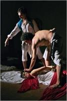 """Mazzoni Riccardo """"Il segno di Caravaggio 5"""""""