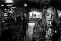 "Falsetto Massimiliano ""Smoking in the subway"""
