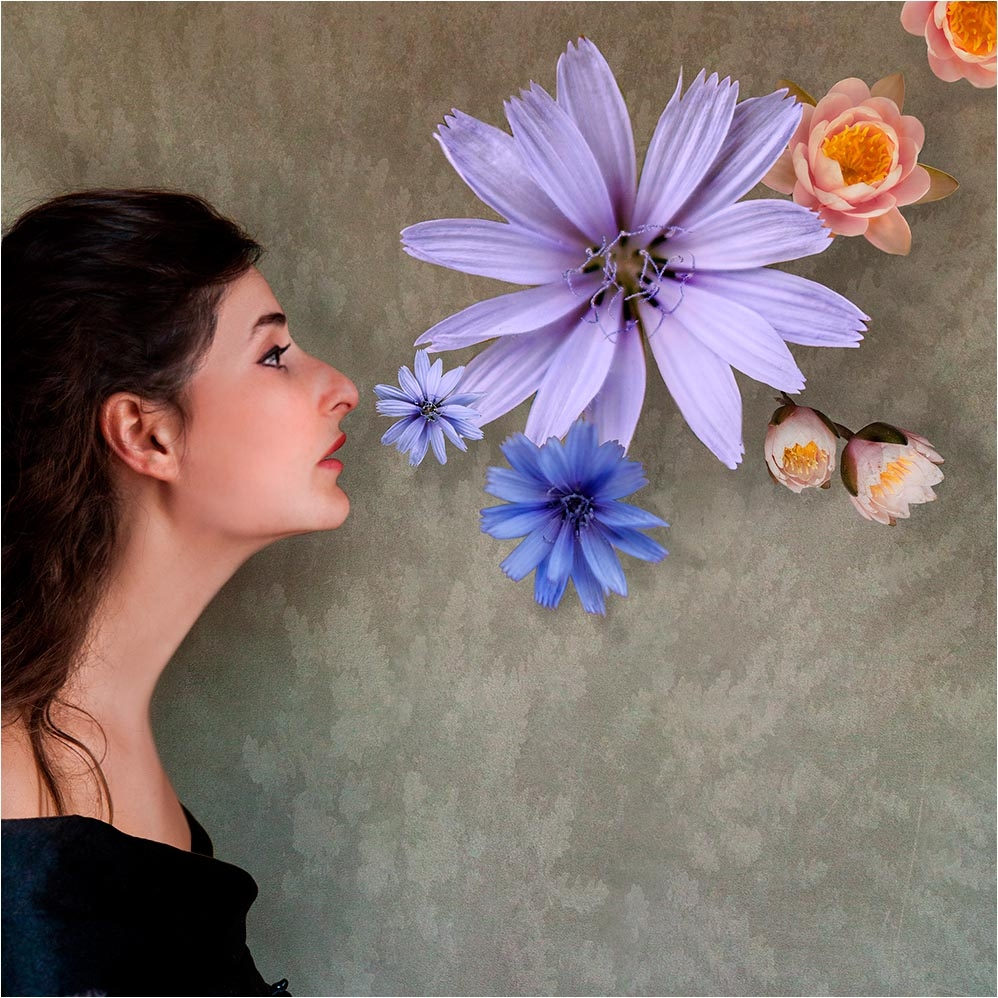 """Anna Signorini """"Io fiore 2"""" - Sez. RRSP Premio ex-aequo"""