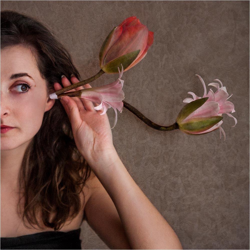 """Anna Signorini """"Io fiore 4"""" - Sez. RRSP Premio ex-aequo"""