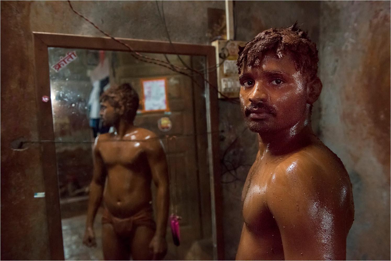 "David Marciano ""Kurthi, l'antica lotta libera indiana 06"" - Truciolo d'Oro"