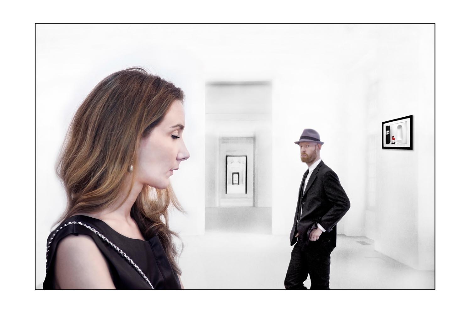 """Enrico Patacca """"Le stanze dell'arte 1"""" - Sez. RRSP Premio ex-aequo"""