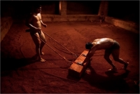 "David Marciano ""Kurthi, l'antica lotta libera indiana 03"" - Truciolo d'Oro"