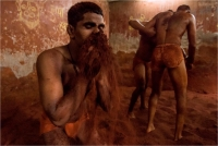 "David Marciano ""Kurthi, l'antica lotta libera indiana 04"" - Truciolo d'Oro"