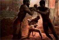 "David Marciano ""Kurthi, l'antica lotta libera indiana 05"" - Truciolo d'Oro"