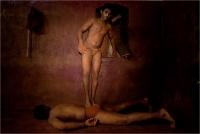 "David Marciano ""Kurthi, l'antica lotta libera indiana 07"" - Truciolo d'Oro"