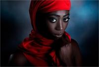 """Giuseppe Tambè """"The red scarf"""" - Premio speciale Ritratto"""