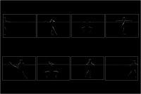 """Zanotti Massimo """"Dancing on a line (2018)"""""""