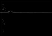 """Zanotti Massimo """"Dancing on a line 1 (2018)"""""""