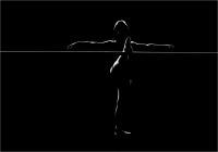"""Zanotti Massimo """"Dancing on a line 4 (2018)"""""""
