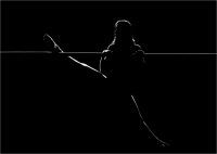 """Zanotti Massimo """"Dancing on a line 5 (2018)"""""""