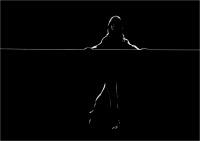 """Zanotti Massimo """"Dancing on a line 7 (2018)"""""""
