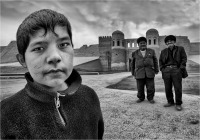 "Cardonati Luciano ""Ragazzo uzbeko (2019)"""