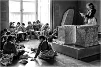 """Favero Adriano """"Lesson at the museum (2019)"""" - Premio EX-Aequo Stampe BN"""